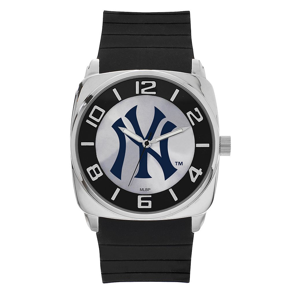 Men's Sparo New York Yankees Forever a Fan Watch