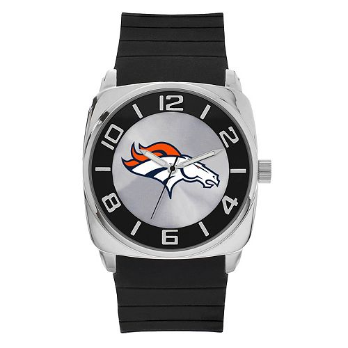Men's Sparo Denver Broncos Forever a Fan Watch