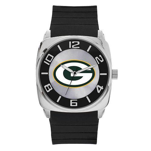 Men's Sparo Green Bay Packers Forever a Fan Watch