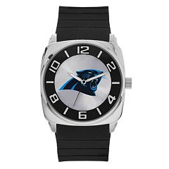 Men's Sparo Carolina Panthers Forever a Fan Watch