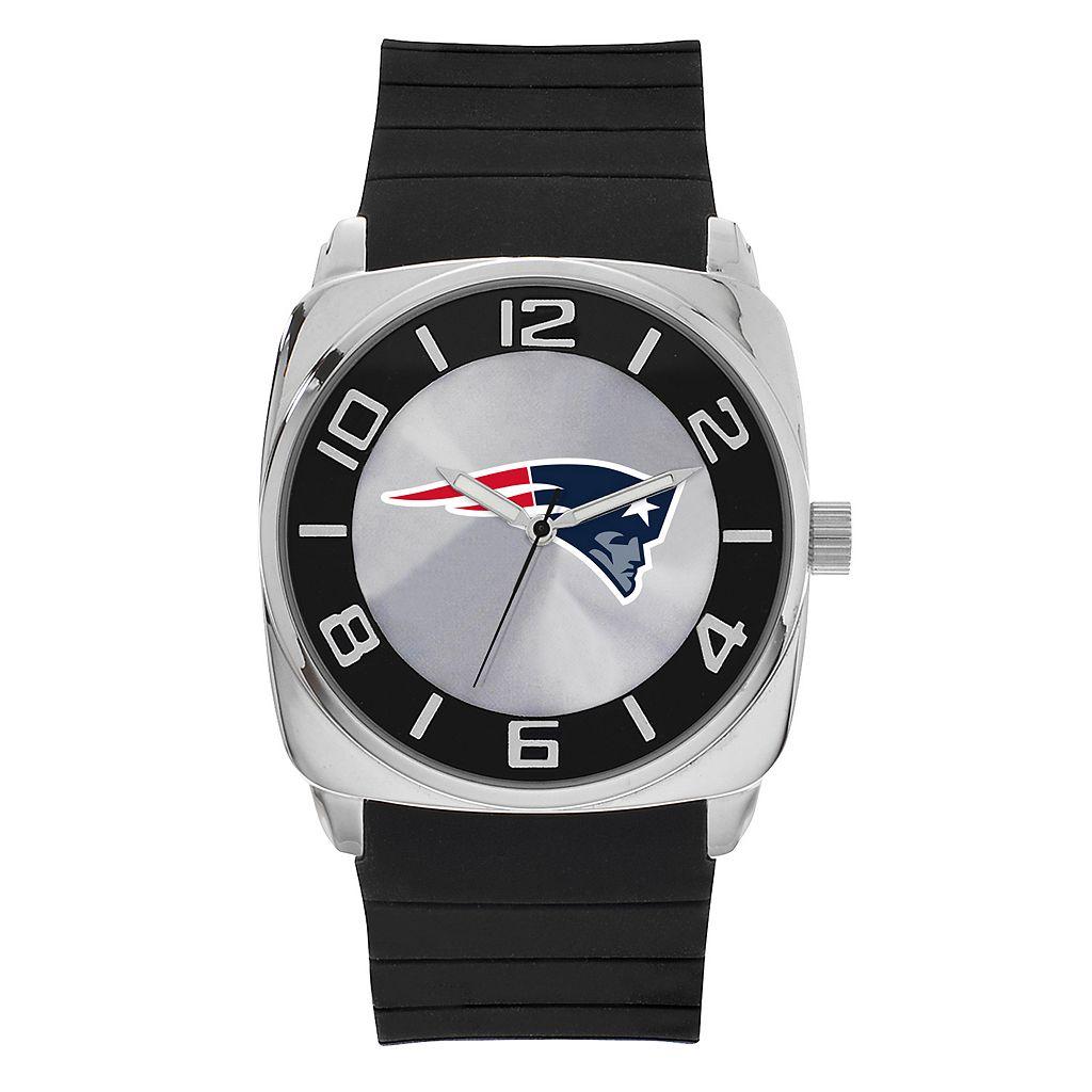 Men's Sparo New EnglandPatriots Forever a Fan Watch