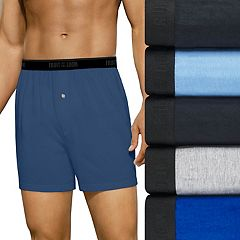 Men's Fruit of the Loom 5-pack Boxers