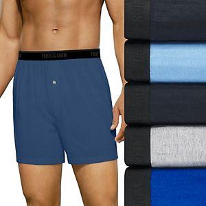 8c593421075f Men's Jockey 4-pack Classic Full-Cut Woven Boxers