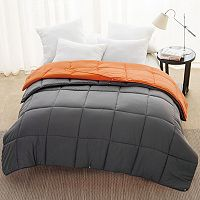 VCNY Down Alternative Snap Comforter