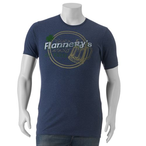 Big & Tall SONOMA Goods for Life™ Flannery's Ale House Tee