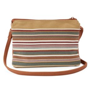 MultiSac Hunter Striped Crossbody Bag
