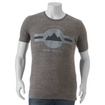 """Big & Tall SONOMA Goods for Life? """"Established 1988"""" Roman Numerals Tee"""