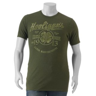"Big & Tall SONOMA Goods for Life™ ""Hooligan's Irish Tap House"" Tee"