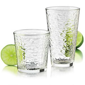 Food Network Ice 16-pc. Glassware Set