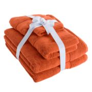 Chaps Home 6-piece Turkish Cotton Luxury Bath Towel Set