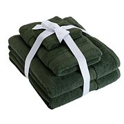 Chaps Home 6 pc Turkish Cotton Luxury Bath Towel Set