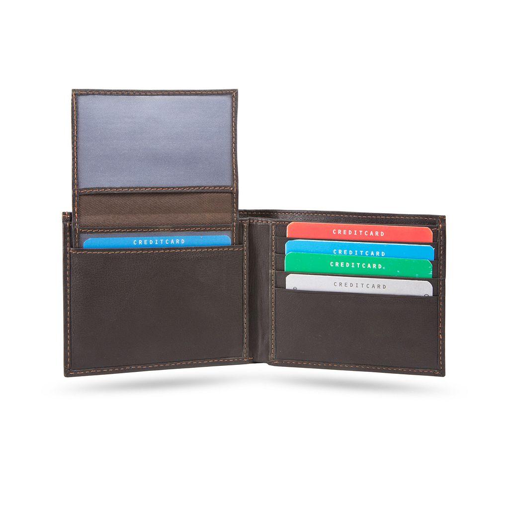 Sparo New York Mets Shield Billfold Wallet