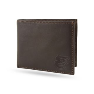Sparo Baltimore Orioles Shield Billfold Wallet