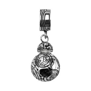 Star Wars: Episode VII The Force Awakens Sterling Silver BB-8 Charm