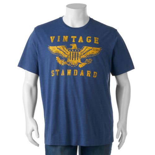 "Big & Tall SONOMA Goods for Life™ ""American Vintage"" Tee"
