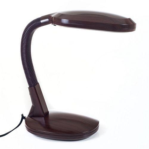Portsmouth Home Sunlight Brown Desk Lamp