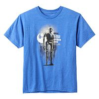 Boys 8-20 Rogue One: A Star Wars Story Enforcer Tee