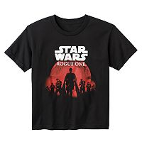 Boys 8-20 Rogue One: A Star Wars Story Death March Tee