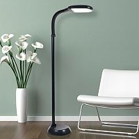 Portsmouth Home LED Sunlight Dimmer Floor Lamp