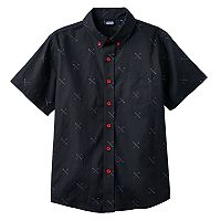 Boys 8-20 Star Wars Light Saber Button-Down Shirt