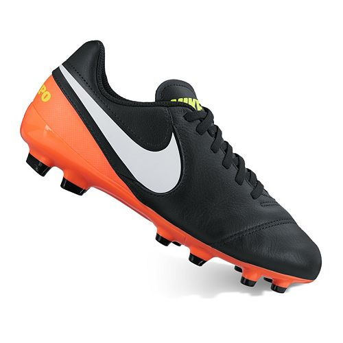 b6f32be0b2c53 Nike Jr. Tiempo Legend VI Firm-Ground Boys' Soccer Cleats