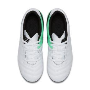 Nike Jr. Tiempo Rio III Firm-Ground Boys' Soccer Cleats