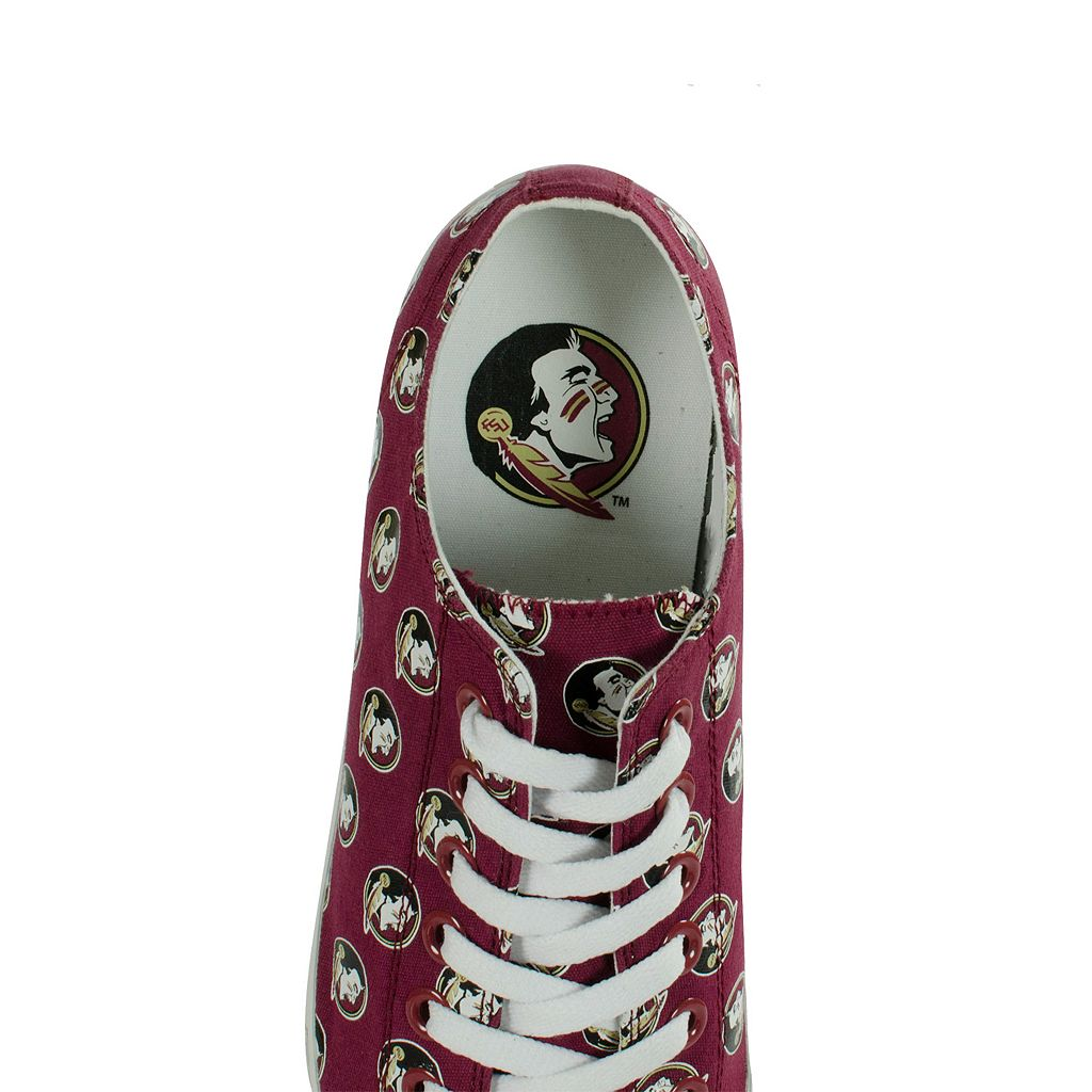 Adult Row One Florida State Seminoles Victory Sneakers