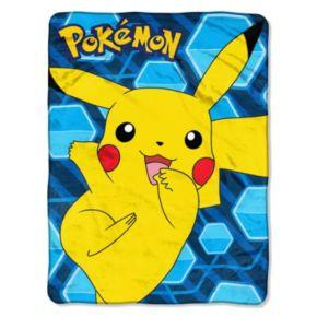 Pokémon Glitch Pikachu Throw