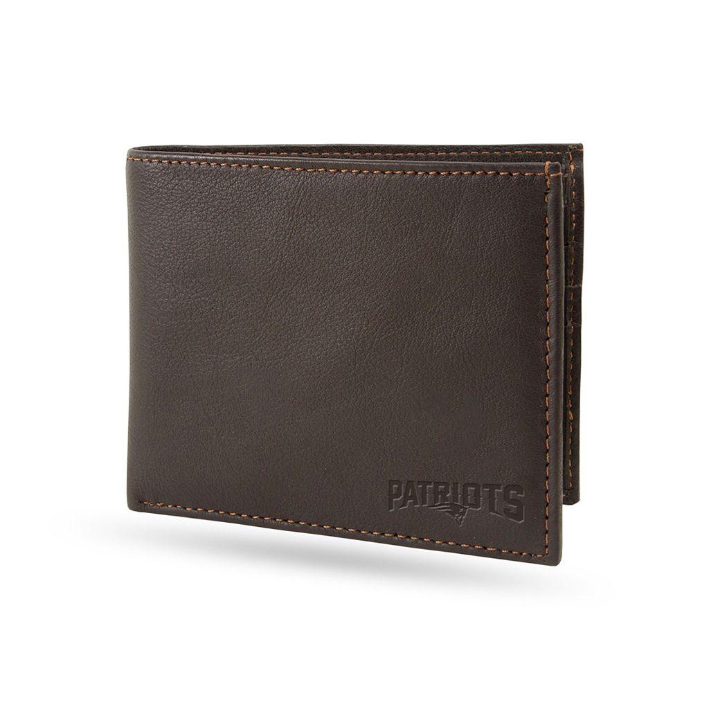 Sparo New EnglandPatriots Shield Billfold Wallet