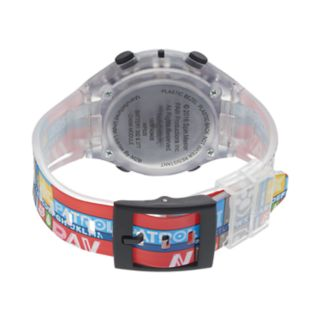 Paw Patrol Kids' Digital Light-Up Watch