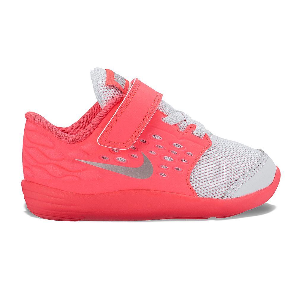 Nike LunarStelos Toddler Girls' Shoes
