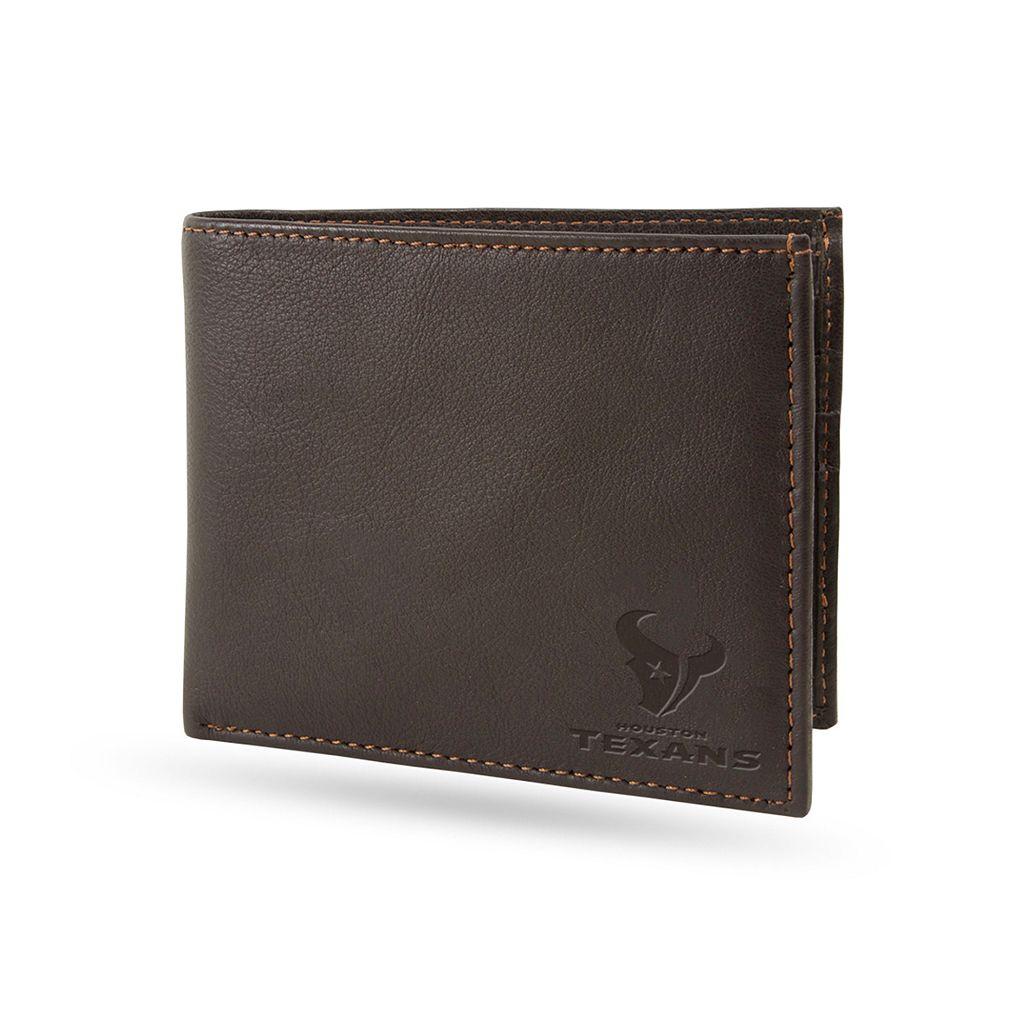 Sparo Houston Texans Shield Billfold Wallet