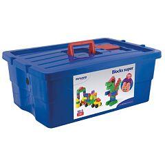 Miniland Educational 96-pc. Super Block Set by