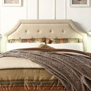 HomeVance Eden Button Tufted Headboard