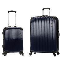 Rockland Santorini 2-Piece Hardside Spinner Luggage Set