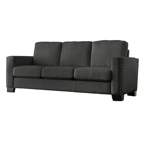 HomeVance Caldwell Nailhead Sofa