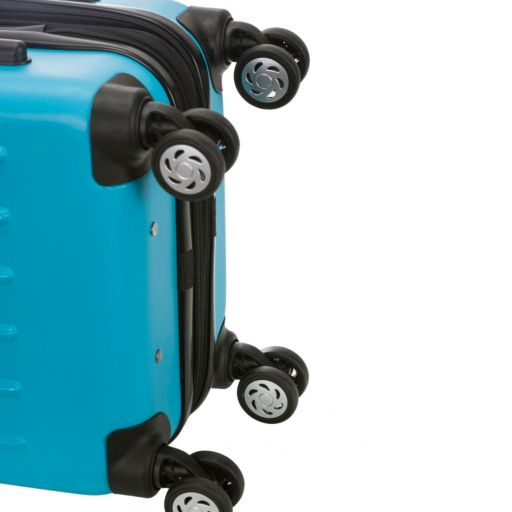 Rockland Titan 19-Inch Laptop Spinner Carry-On Luggage