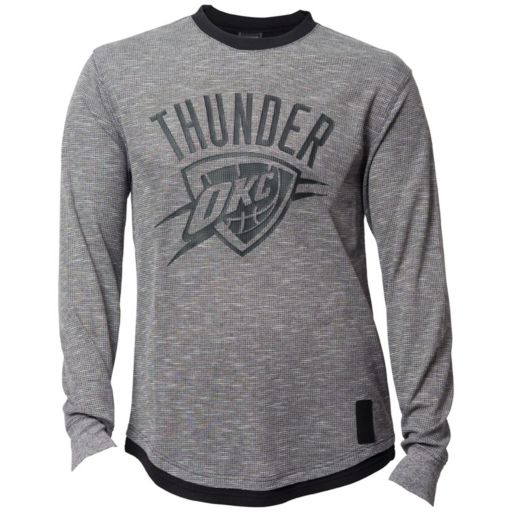 Men's Oklahoma City Thunder Inbound Marled Thermal Tee