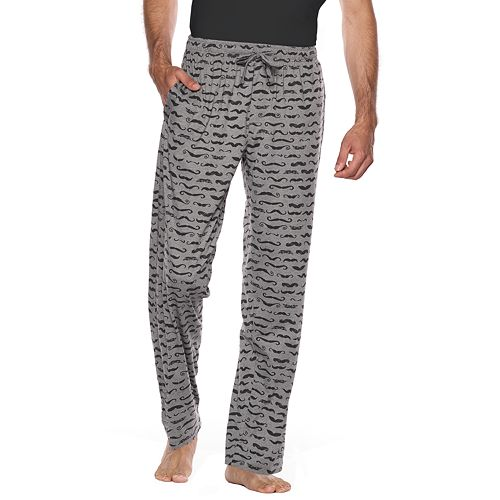 Big & Tall Residence Patterned Lounge Pants