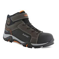 Hi-Tec Trail Ox Mid Boys' Waterproof Hiking Boots