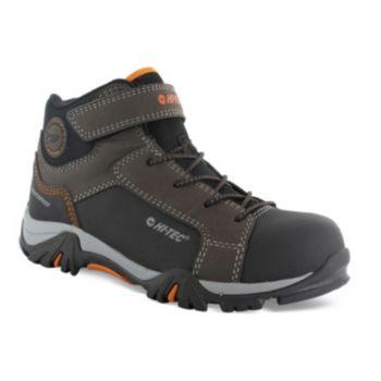 Hi-Tec Trail Ox Mid Boys' Waterproof Hiking Boots