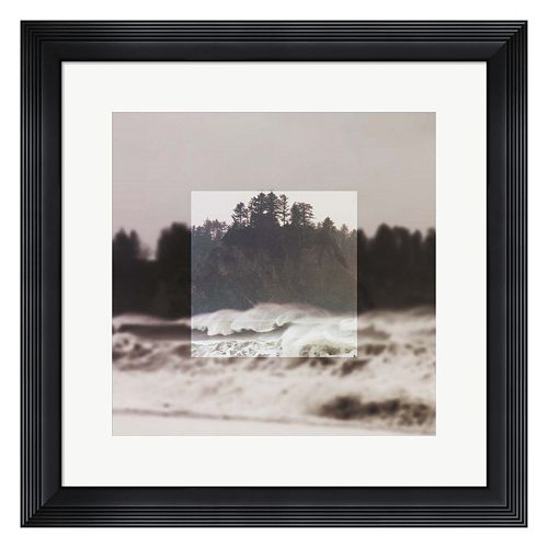Metaverse Art Landscape III Framed Wall Art