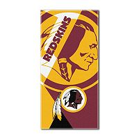 Washington Redskins Puzzle Oversize Beach Towel by Northwest