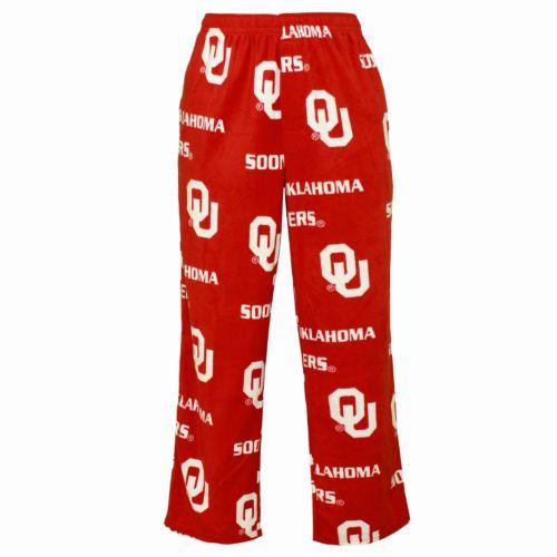 Men's College Concepts Oklahoma Sooners Wildcard Fleece Pants