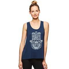 Women's Gaiam Harmony Graphic-Print Yoga Tank