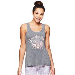 2e9010d2f8 Medium-Impact Yoga Sports Bra. (33) · Women s Gaiam Harmony Graphic-Print  Yoga Tank
