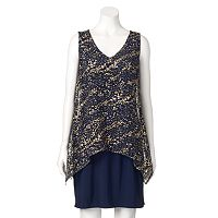 Women's Expo Glittery Shift Dress