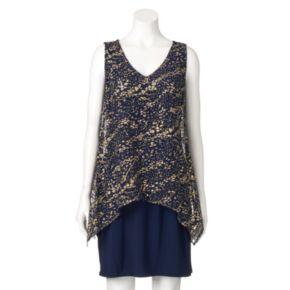 Women's Expo Glittery Shift Dress