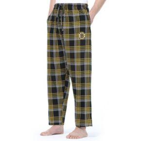 Men's Boston Bruins Playoff Knit Lounge Pants