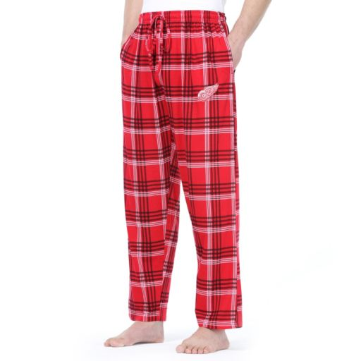Men's Detroit Red Wings Playoff Knit Lounge Pants
